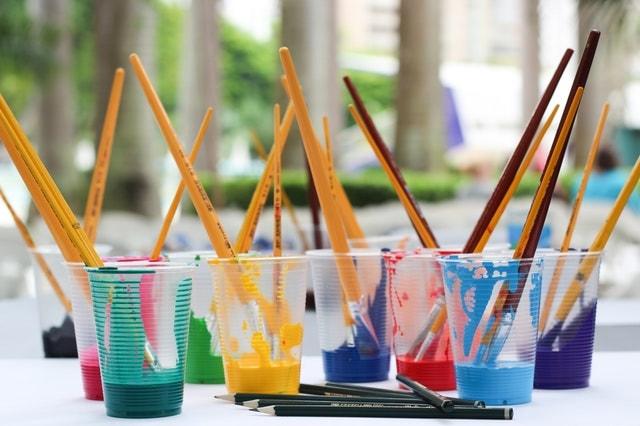 A relação entre Montessori e Arte