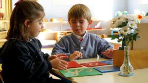 Montessori - A arte de educar pela mão da criança