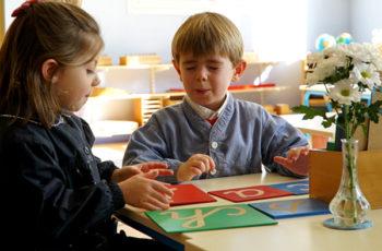 Montessori – A arte de educar pela mão da criança