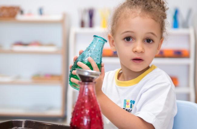 Uma casa receptiva para os filhos