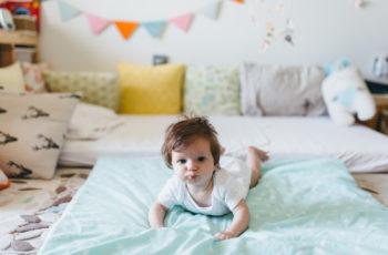 Como planejar o primeiro quarto do bebê?