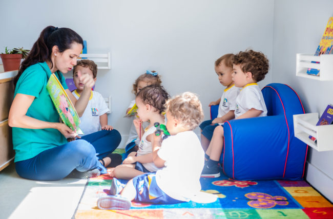 As bases do aprendizado Montessori