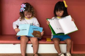 O caminho da escrita até a leitura